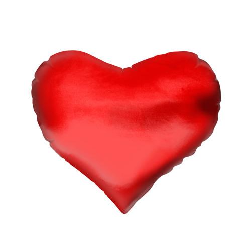 Подушка 3D сердце  Фото 02, Коля - сделано в СССР