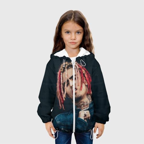Детская куртка 3D  Фото 04, Lil Pump