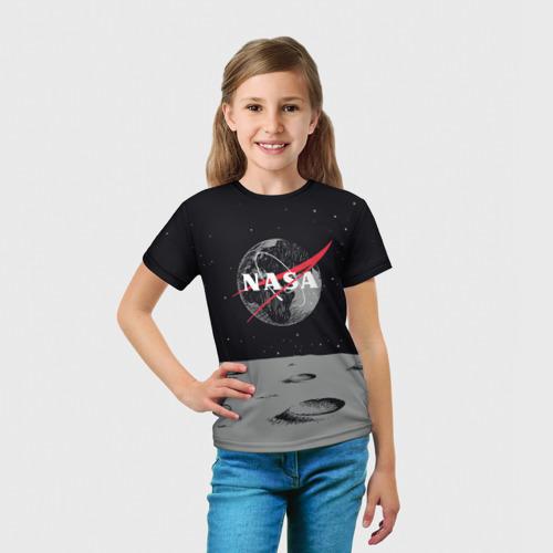 Детская футболка 3D NASA Фото 01