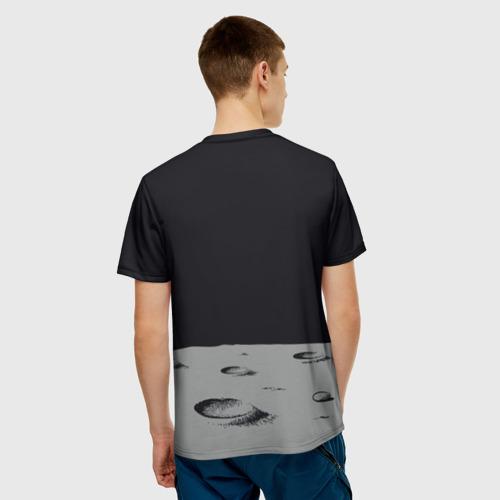 Мужская футболка 3D NASA Фото 01