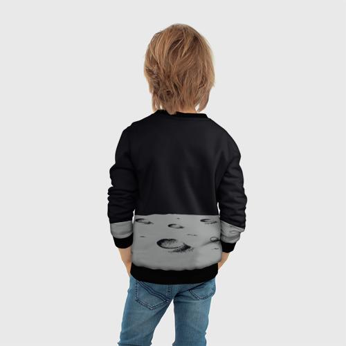 Детский свитшот 3D NASA Фото 01