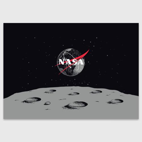 Поздравительная открытка NASA Фото 01