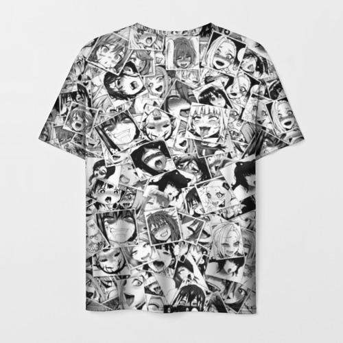 Мужская футболка 3D Ahegao Фото 01
