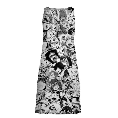 Платье-майка 3D  Фото 02, Ahegao