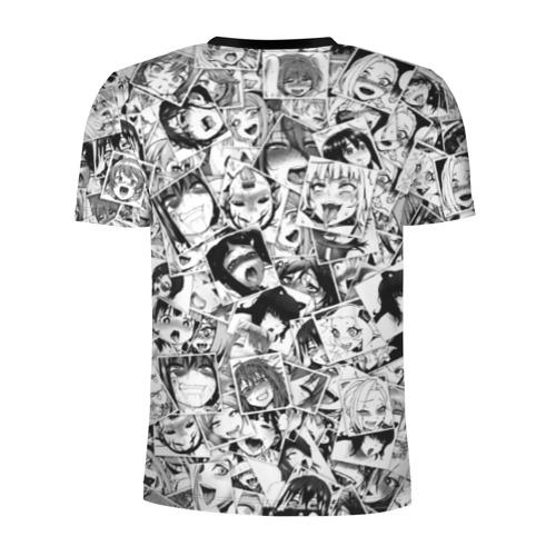 Мужская футболка 3D спортивная Ahegao Фото 01