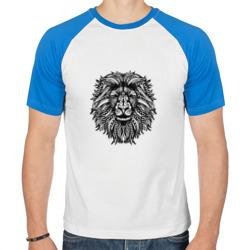 Лев рисованый