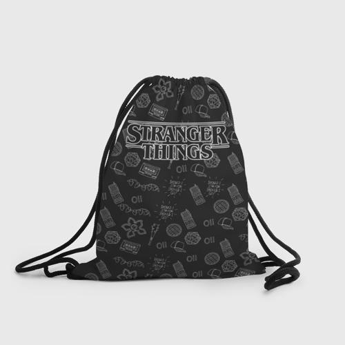 Рюкзак-мешок 3D Очень Странные дела  Бомбинг Фото 01