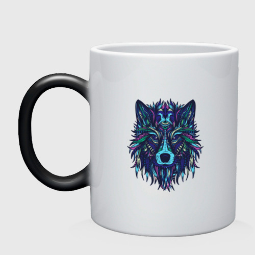 Волчица мандала