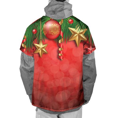 Накидка на куртку 3D  Фото 02, Новый год
