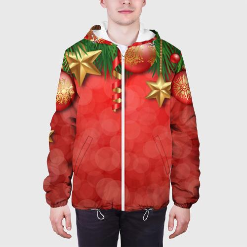 Мужская куртка 3D  Фото 04, Новый год