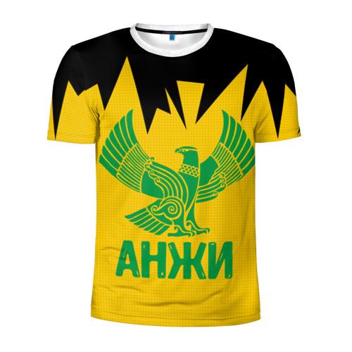 Мужская футболка 3D спортивная  Фото 01, Анжи Махачкала #3