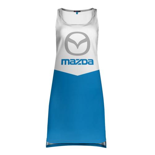 Платье-майка 3D Mazda