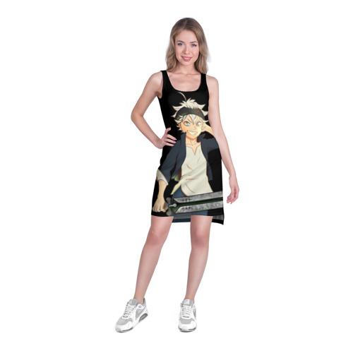 Платье-майка 3D  Фото 03, Black Clover