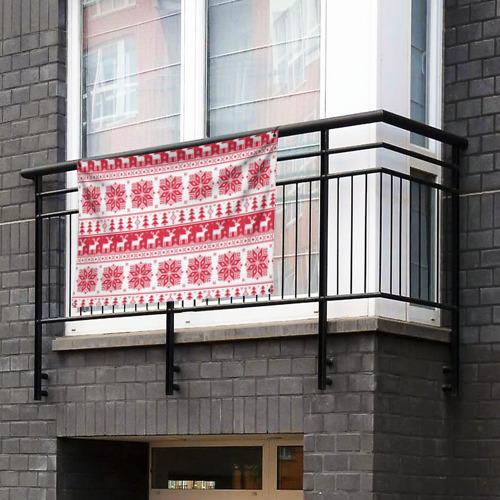 Флаг-баннер mc4 Фото 01