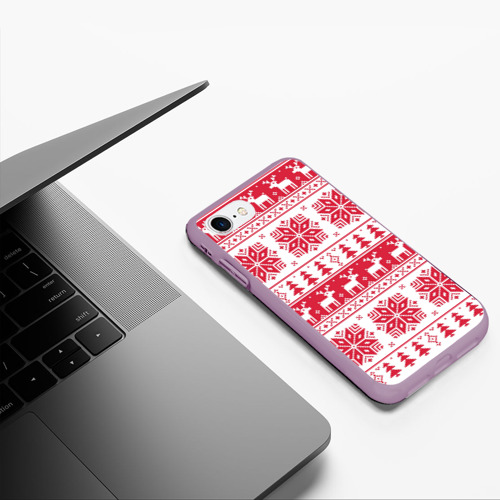 Чехол для iPhone 7/8 матовый mc4 Фото 01