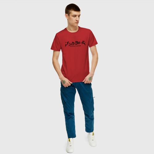Мужская футболка хлопок Black Clover Фото 01