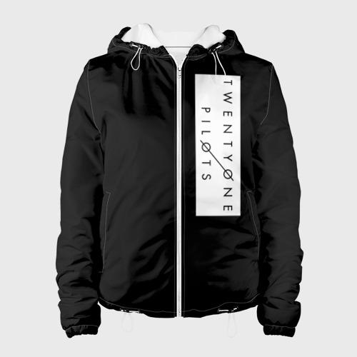 Женская куртка 3D  Фото 01, Twenty One Pilots под углом