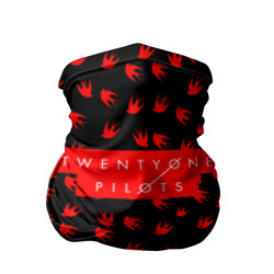 Twenty One Pilots Birds Red