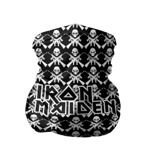Бандана-труба 3D  Фото 01, Iron Maiden