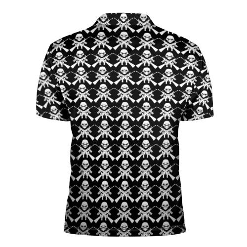 Мужская рубашка поло 3D Iron Maiden