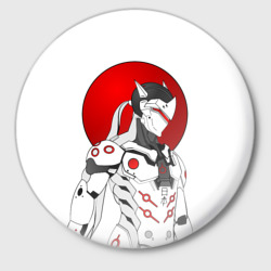 Overwatch Genji - интернет магазин Futbolkaa.ru