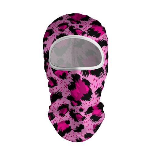 Розовый леопард