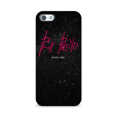 Чехол для Apple iPhone 5/5S 3D  Фото 01, Pink Phloyd