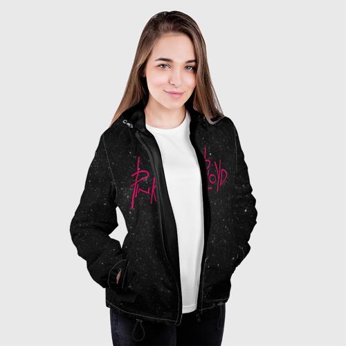 Женская куртка 3D  Фото 04, Pink Phloyd