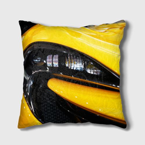 Подушка 3D  Фото 02, McLaren