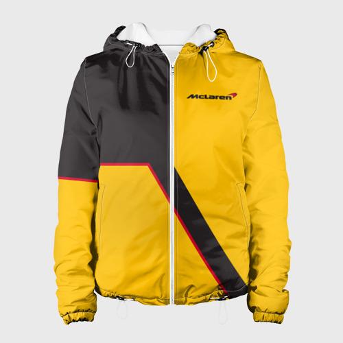 Женская куртка 3D  Фото 01, McLaren