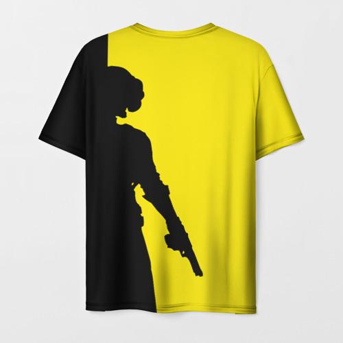 Мужская футболка 3D PUBG Фото 01