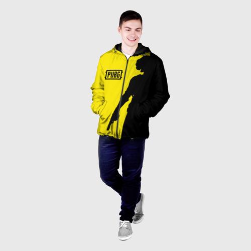 Мужская куртка 3D  Фото 03, PUBG