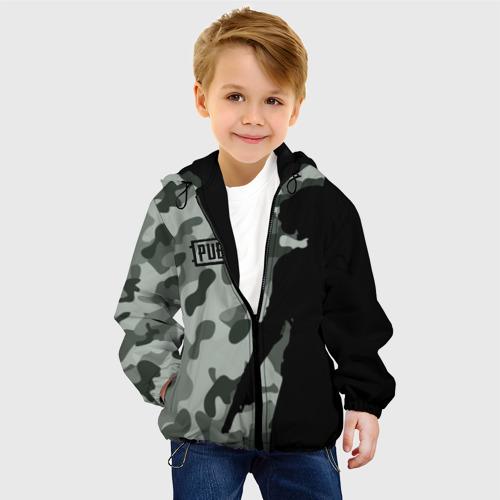 Детская куртка 3D PUBG Фото 01