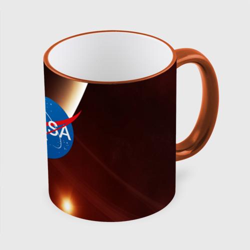 Кружка с полной запечаткой NASA SPACE