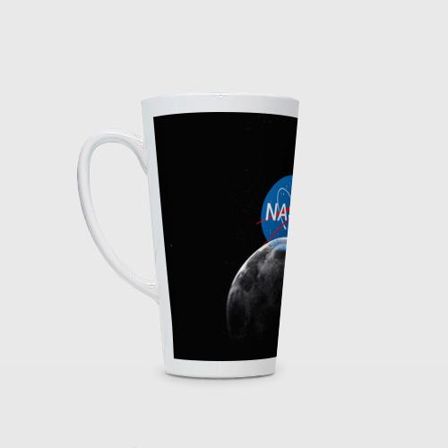 Кружка Латте NASA MOON