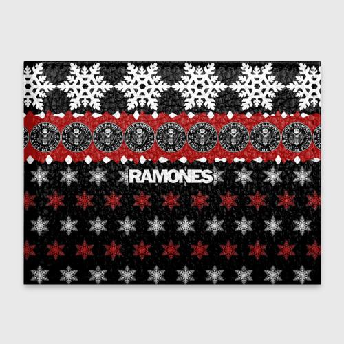 Обложка для студенческого билета  Фото 01, Праздничный Ramones