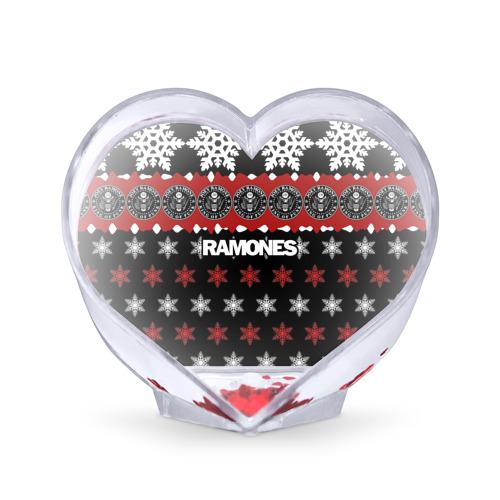 Сувенир Сердце  Фото 01, Праздничный Ramones