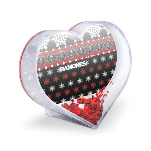 Сувенир Сердце  Фото 03, Праздничный Ramones