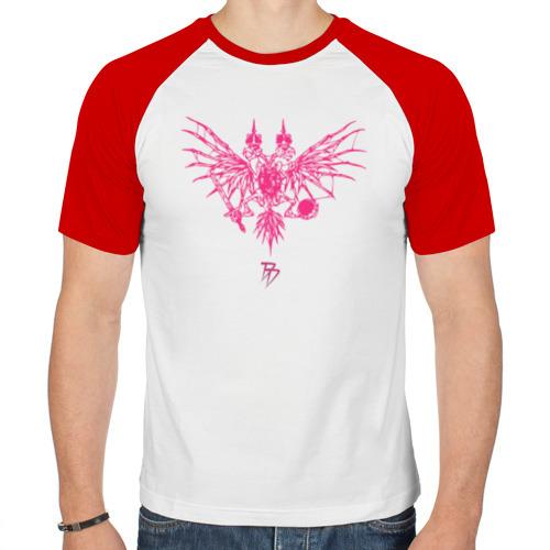 Мужская футболка реглан  Фото 01, Династия
