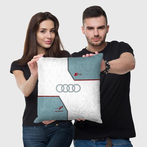 Подушка 3D  Фото 05, AUDI RS