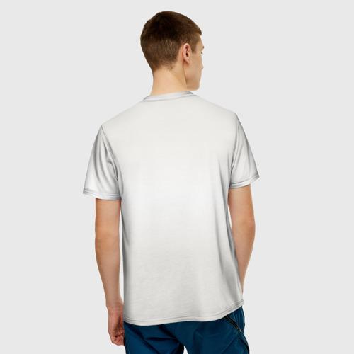 Мужская футболка 3D  Фото 02, Oxxxy 1703 light