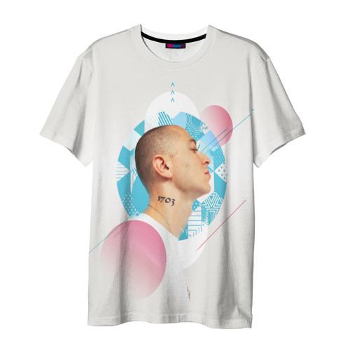 Мужская футболка Overprint