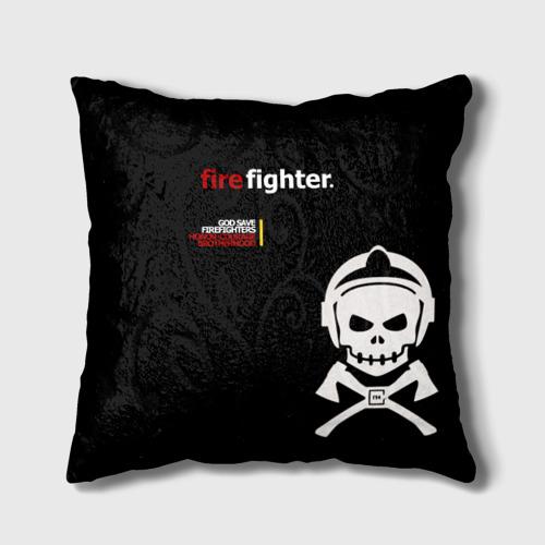 Подушка 3D  Фото 01, Пожарный