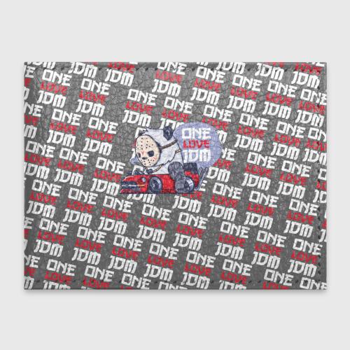 Обложка для студенческого билета  Фото 01, ONE LOVE JDM