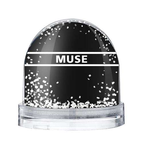 Водяной шар со снегом  Фото 01, Muse