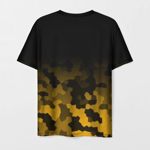 Мужская футболка 3D PUBG Military  Фото 01