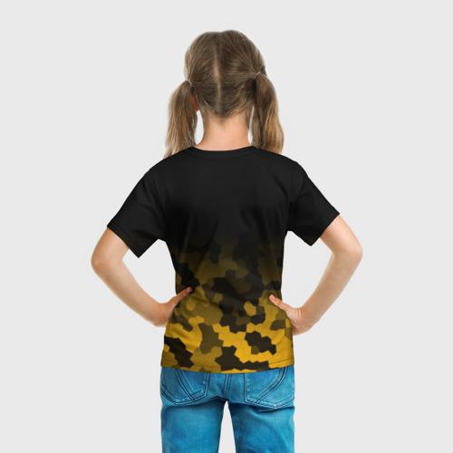 Детская футболка 3D PUBG Military  Фото 01