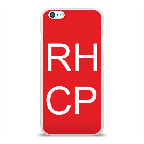 Чехол для Apple iPhone 6Plus/6SPlus силиконовый глянцевый  Фото 01, RHCP