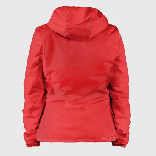Женская куртка 3D  Фото 02, RHCP