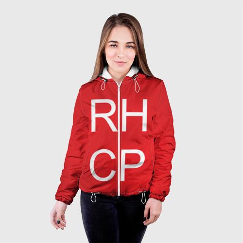 Женская куртка 3D  Фото 03, RHCP
